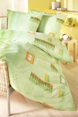 Bettwäsche grün