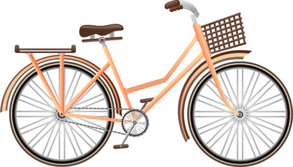 retro classic bicycle