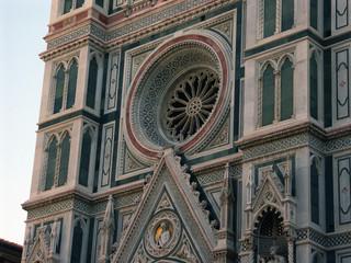 Particolare chiesa Santa Croce