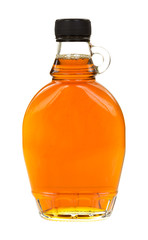 Maple Syrup Front View