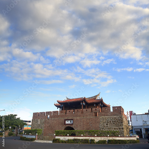 Hengchun famous ancient plot