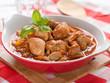 Provencial chicken stew