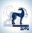 Year of the Horse 2014.