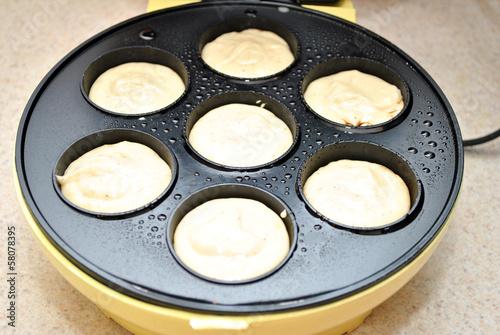 Cake Lolipop Baking Machine