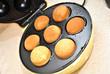 Round Cake Balls Baking