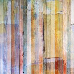 Fond planches de bois grunge