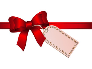 dekoschleife,geschenkband,bandschleife,schild, weihnachten,rot