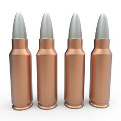 3d generic cooper bullets