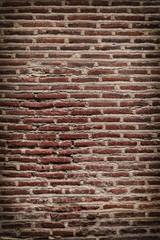 Brique rose texture