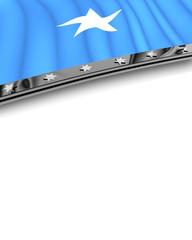 Designelement Flage Somalia