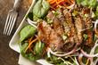 Asian Sliced Beef Salad - 58083349