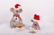 Mäuse im Weihnachtsrausch