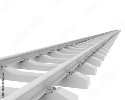 White railroad