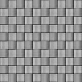 Metal styled pattern