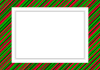 Photo frame - X-mas theme