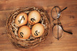 Retirement nest egg - 58092737