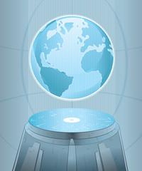 Earth computer