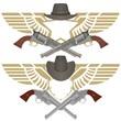 Cowboy pistols