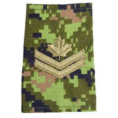 The Canadian Armed Forces Rank Insignia