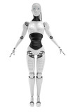 robot android women