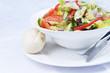 salad of fresh vegetable