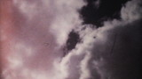 Pretty Clouds On A Summer Day-1961 Vintage 8mm film