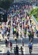 Leinwanddruck Bild - Día de la bicicleta