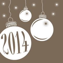 Christbaumkugel Weihnachten Weihnachtsmotiv 2013 2014