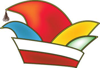 Karneval Prinzenmütze