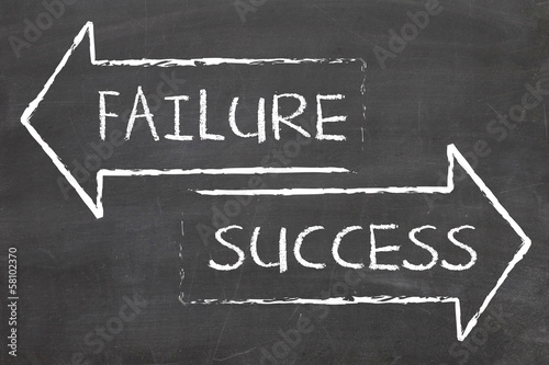 failure success concept