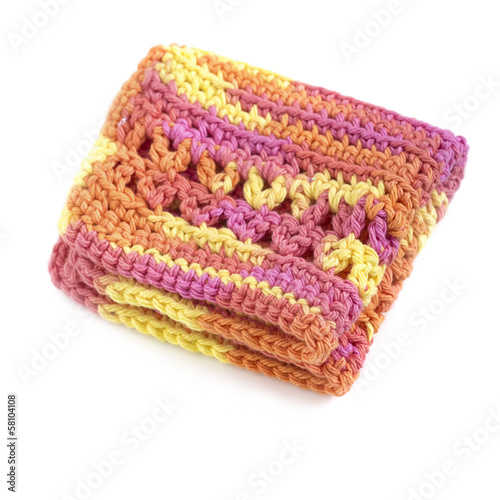 Crotched Dishcloths