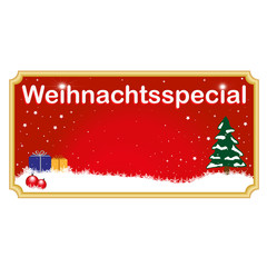 Weihnachtsspecial, Werbung