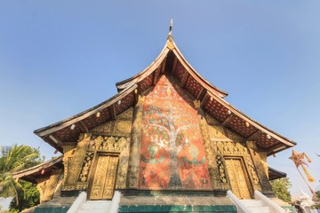 Beautiful Wat Xieng thong temple,Luang Pra bang, Laos.