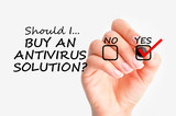 BUY antivirus solution