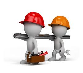 Two repairman