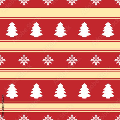 Christmas - Seamless Pattern (II)
