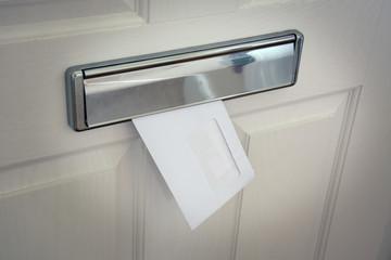 White Letterbox