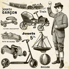 Toys for boys