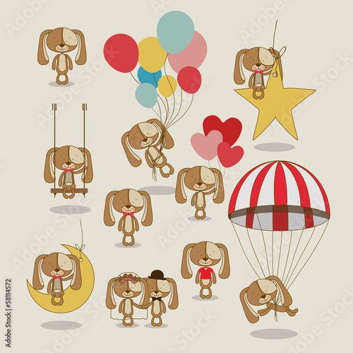 puppies design