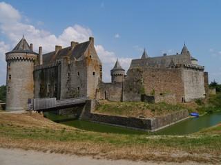 Château de Suscinio - Gesamtansicht