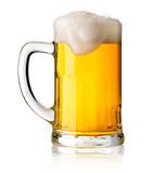 džbánek s pivem