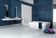 Contemporary Bathroom - 58123122
