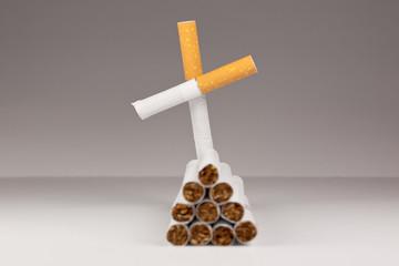 Cigarettes Tomb