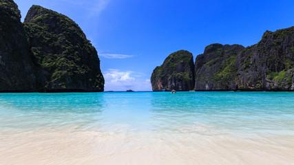 kho maya island at krabi thailand