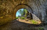 The Circum-Baikal Railway Abandoned Tunnel