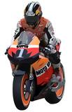 Superbike And Biker - 58128966