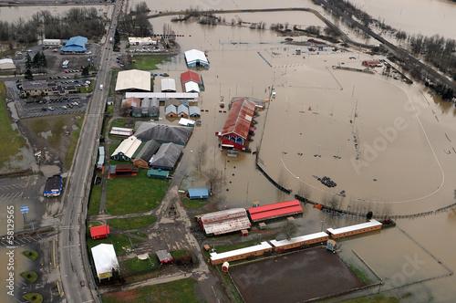 Washington State Flood - 58129565
