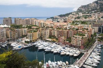 Monaco port de fontvielle..