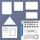vector stamp set eps 10