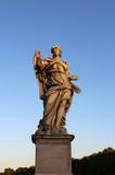 Angel Statue on Castel Sant'Angelo Bridge, Rome